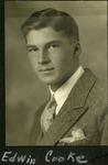 003_04: Portrait of Edwin Cooke by George Fryer Sternberg 1883-1969
