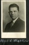 003_05: Portrait of Myrl W. Walker by George Fryer Sternberg 1883-1969