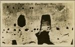 007_03: Puye Cliff Dwellings by George Fryer Sternberg 1883-1969