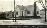 006_01: Sternberg Home in Hays, Kansas by George Fryer Sternberg 1883-1969