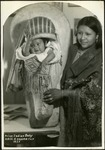 010_01: A Indigenous American Woman and her Baby by George Fryer Sternberg 1883-1969