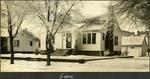 012_02: Sternberg House in Winter by George Fryer Sternberg 1883-1969