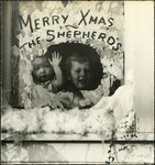 016_04: Christmas Card from the Shepherds by George Fryer Sternberg 1883-1969