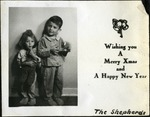 016_06: Christmas Card from the Shepherds by George Fryer Sternberg 1883-1969