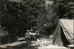 004_03: Camping Under the Trees by George Fryer Sternberg 1883-1969