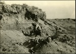 007_01: Two Men Digging for Fossils by George Fryer Sternberg 1883-1969