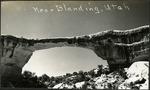 013_01: A Bridge Rock Formation by George Fryer Sternberg 1883-1969