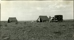 020_01: A Camp Site by George Fryer Sternberg 1883-1969