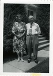 Anna and George Sternberg in 1952
