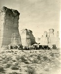 Group Outing to Monument Rocks in Gove County