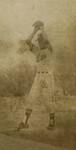 Late 1960s Baseball Player Preparing to Throw Ball