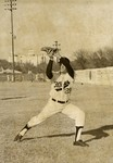 Late 1960s Fort Hays State University Baseball Player