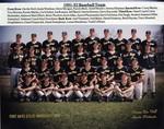 1992 Fort Hays State University Baseball Team Photograph