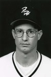 1992 Fort Hays State University Baseball Team Member Steve Fabrizius