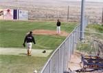 1998 Baseball Players Warming Up