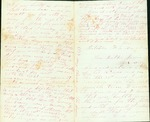 Letter written by Linn French to his brother Jason French