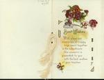 Pamphlet from Lolita Brewster to her school children