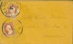 Envelope addressed to John Williams
