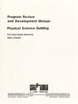 Tomanek Hall: Program review and development manual: physical science building - Fort Hays State University, Hays, Kansas