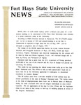 Tomanek Hall: Press release, from the Office of University Relations, June 12, 1992 by FHSU Office of University Relations