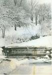 Big Creek Dam in the Snow