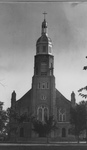 St. Joseph's Catholic Church in Hays by Patty Nicholas