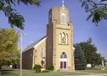 St. Francis Catholic Church by Mitch Weber