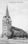 St. Francis Catholic Church by Patty Nicholas