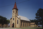St. Anthony Catholic Church by Patty Nicholas