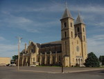Basilica of St. Fidelis by Patty Nicholas