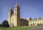 Basilica of St. Fidelis by Mitch Weber