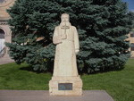 St. Francis of Assisi statue by Patty Nicholas
