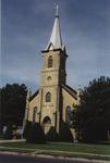 St. Ann Catholic Church by Patty Nicholas
