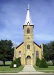 St. Ann Catholic Church by Mitch Weber
