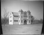 Agricultural Hall by Lyman Dwight Wooster
