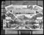 Assortment of Views of Campus Buildings and Lily Pond by Lyman Dwight Wooster